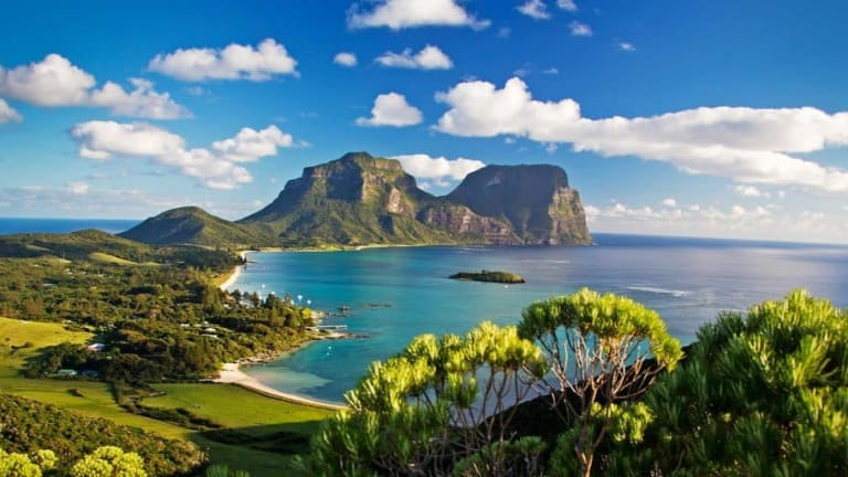Lord Howe Island Listed In Lonely Planet's Top 5 Regions For 2020
