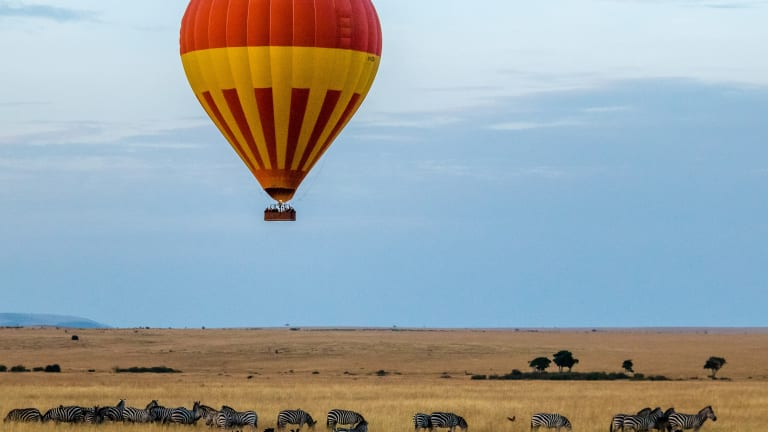 Zambia: A Hot Air Balloon Experience In The African Sky