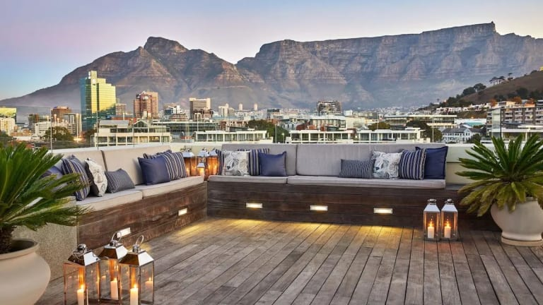 The One Above: Cape Town's Extravagant Penthouse