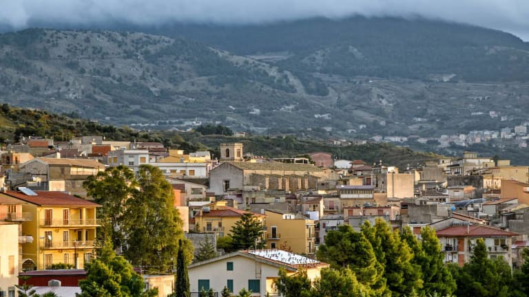 Welcome to the Sicilian Town Offering Homes For $1