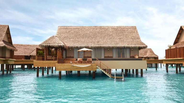 Exploring The Maldives Newest Luxury Beach Resort