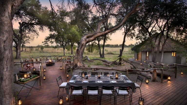 Khwai Tented Bush Camp: A Slice Of Paradise In Botswana