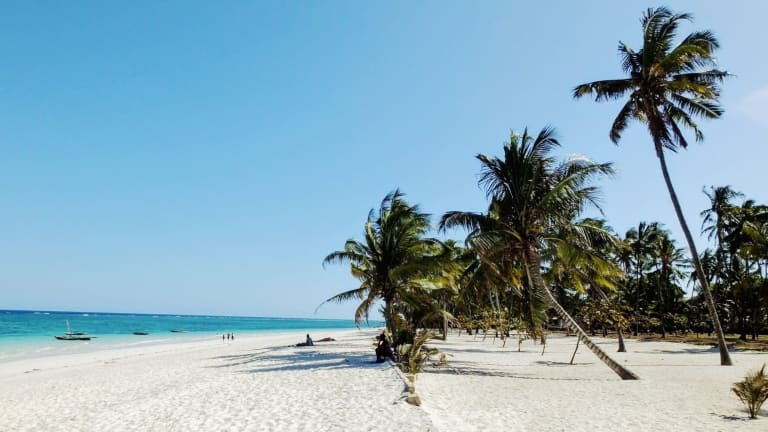 3 Of The Most Beautiful Beaches Kenya's Coastline Has To Offer