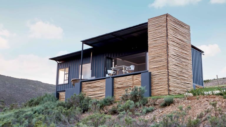 Copia Eco Cabins; A Luxury Shipping Container Getaway