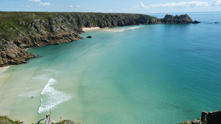 Cruising The Coast Of Cornwall: A Day Trip From St Ives