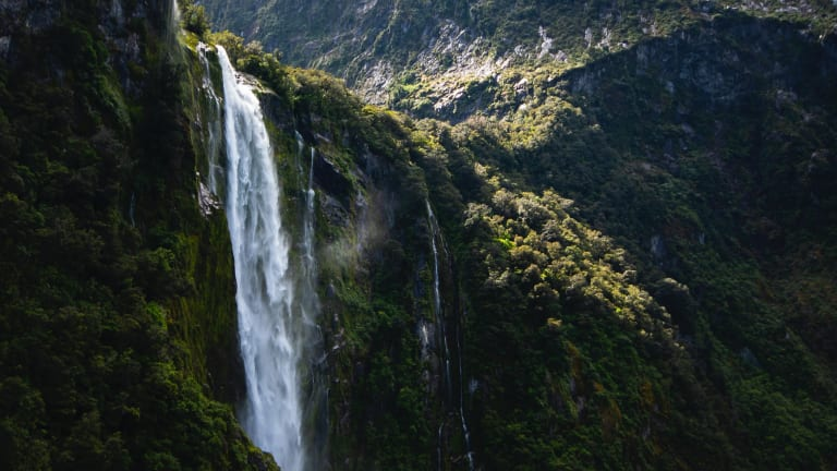 New Zealand's 8 Most Mesmerizing Waterfalls