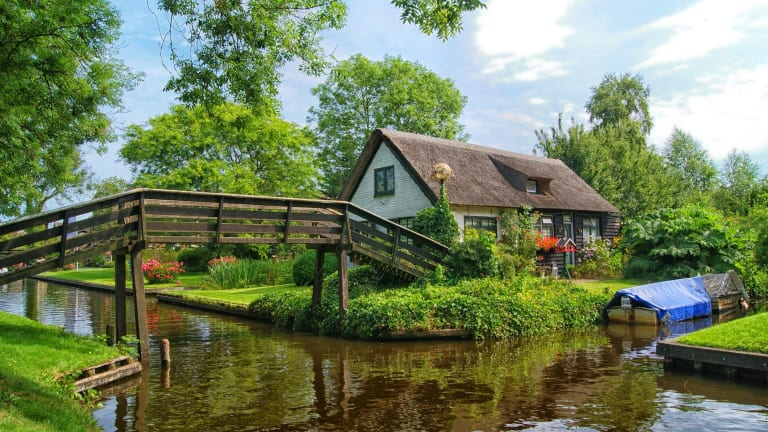 Giethoorn: A Fairytale Village In The Netherlands