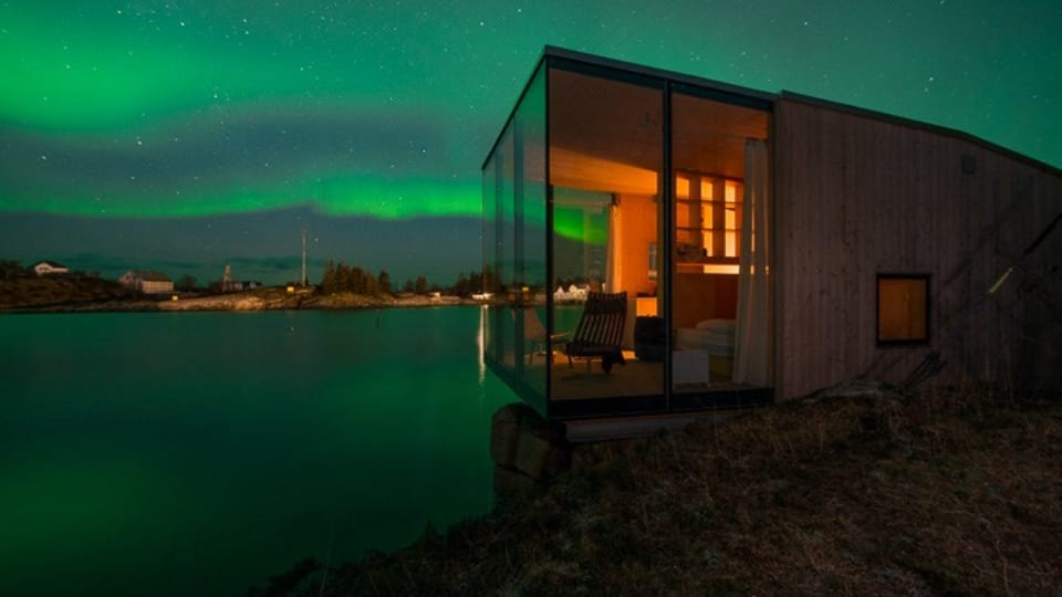 Norway's One Of A Kind, Eco-Friendly Retreat