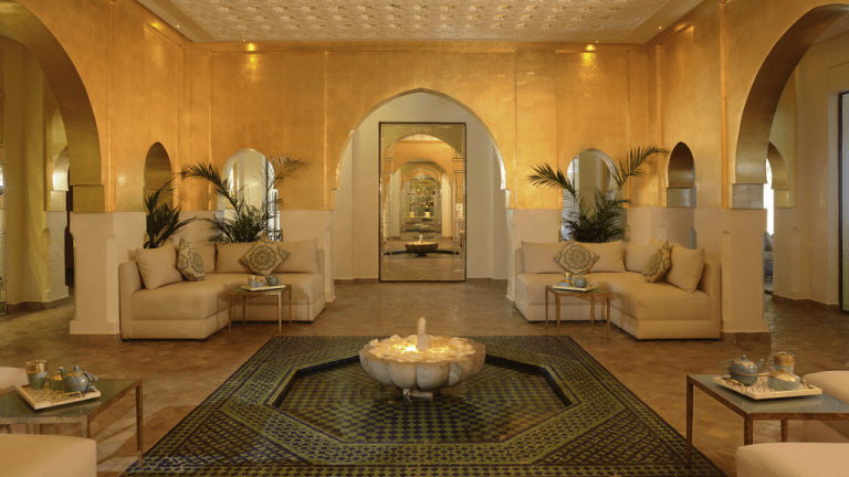 Sofitel Marrakech Palais Imperial: Trade Your Dusty Dune Attire For Elegant Luxury