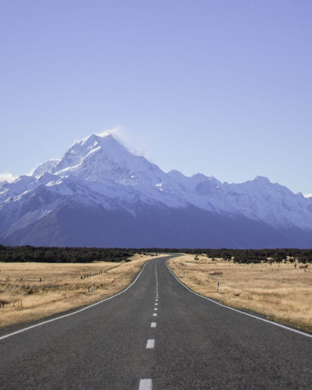 Welcome to the beauty of Mt Cook National park.