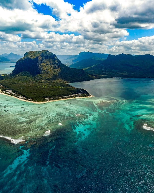 Exploring the magnificent islands of Mauritius.