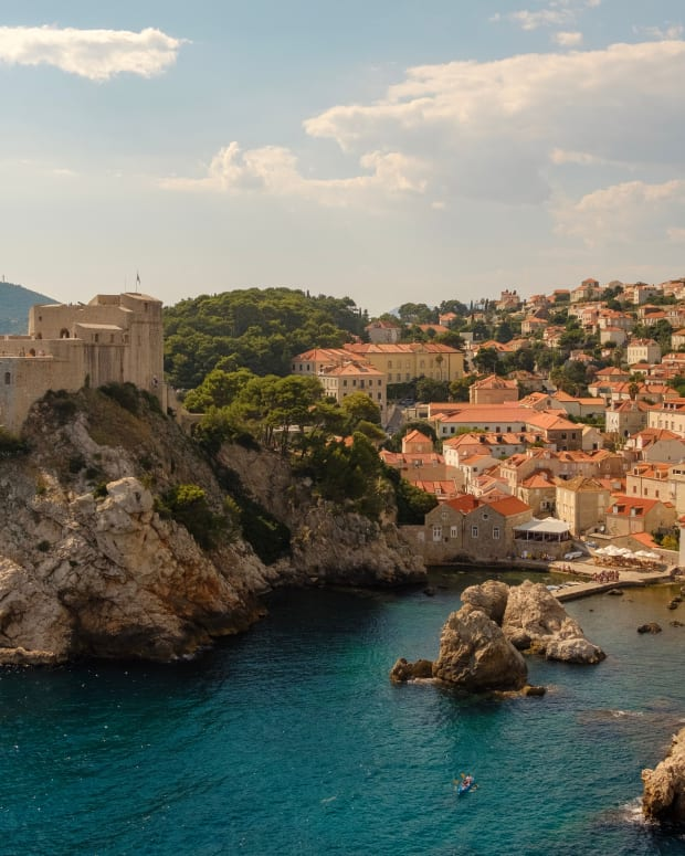 Welcome to the raw beauty of Croatia.